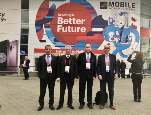 GSMA Mobile World Congress del 2018 en Barcelona
